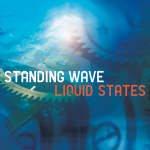 Standing Wave Liquid States Cover SQUARE
